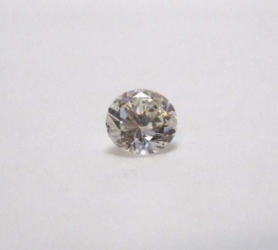 Vintage 1980s Lindenwold Fine Jewelers 1 Carat Round Cut