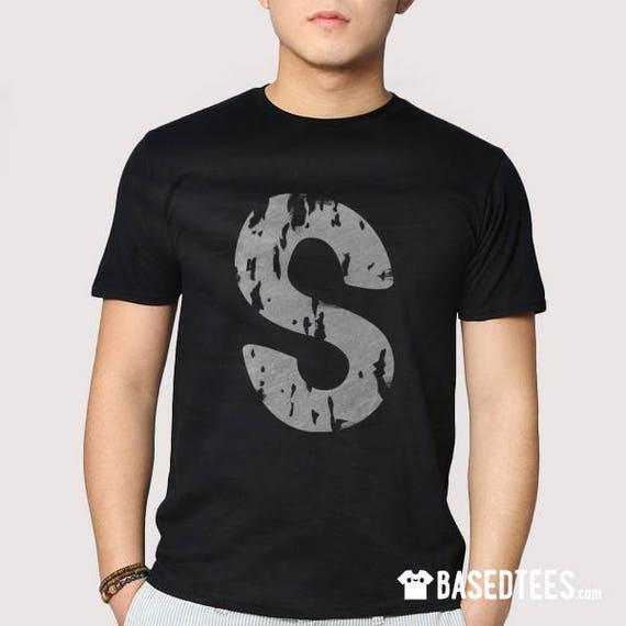 Jughead 'S' Black T-shirt