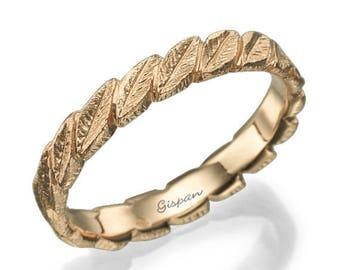 Engagement Set White Gold Wedding Set Wedding Ring Set