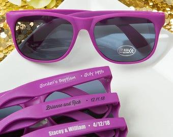 Wedding Sunglasses 24 Personalized Sunglasses Custom