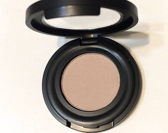 BLONDIE Natural Mineral Eye BROW Powder - Organic Gluten Free Vegan Makeup - Botanical Plant Therapy