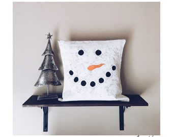 SALE Ode to Olaf Throw Pillow