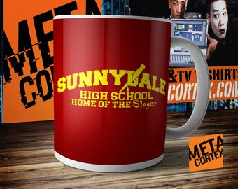 Buffy the Vampire Slayer - Sunnydale High Home of the Slayer TV Series Mug