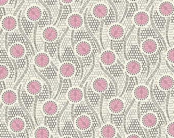 Downton Abbey 'Discounted Price' Lady Sybil 7326 E by Andover Fabrics for Makower UK