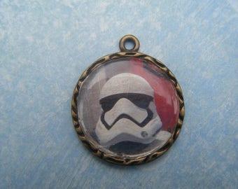 Star Wars: Clone Trooper Pendant