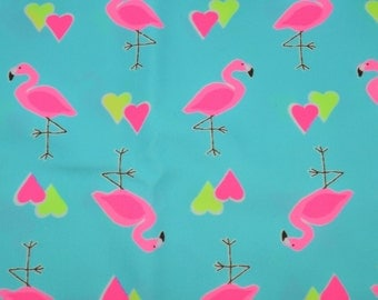 Pink Flamingo Love Headband