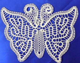 the butterfly lace
