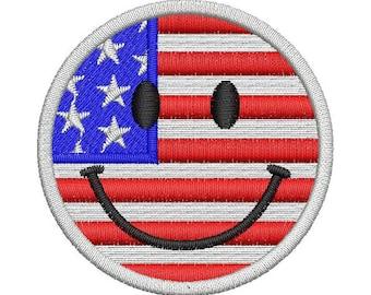 American flag emoji | Etsy