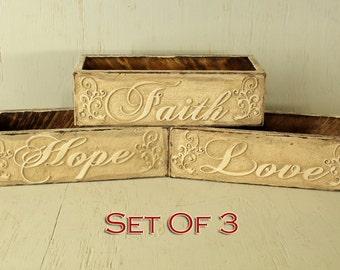 Barn Wedding Decor Shabby Wood Box Rustic Wedding Decor Country Wedding Mason Jar Box Rustic Flower Box  Wedding Centerpiece READY TO SHIP
