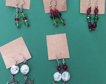 Handmade Wizard earrings