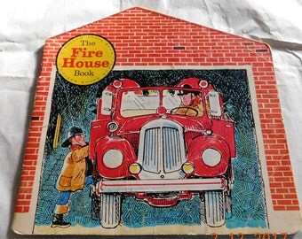 The Fire House Book by Colin Bailey
