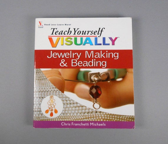 jewelry making and beading teach yourself visually book