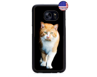 Cute Cat Kitten Hard Case Cover for Samsung Galaxy S8 S7 S6 Edge Plus S5 S4 S3 Note 5 4 3 2 iPod touch 4 5 6 Hard Case Cover