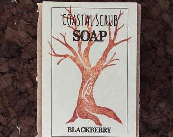 Blackberry Soap Bar