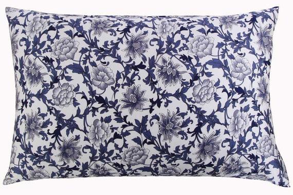 2016 New Arrive 100 Silk Pillowcase With Zipper Pillow Case