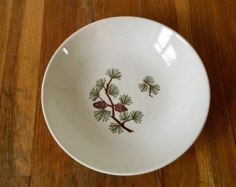 Stetson Brown Pinecone Vegetable Bowl
