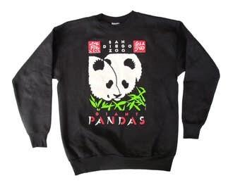 Vintage San Diego Zoo Giant Pandas Sweatshirt