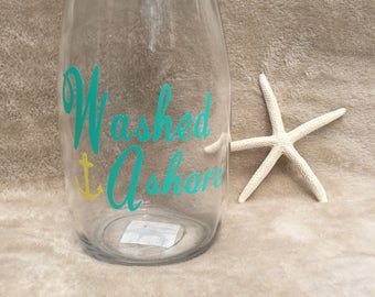 Washed Ashore Collection Jar