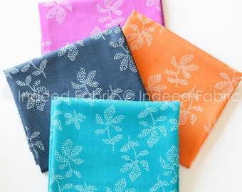 FAT QUARTER Bundle- Emes- Lucky Collection, Windham Fabrics, Quilting Weight Cotton