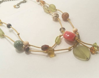 Nature Song Necklace