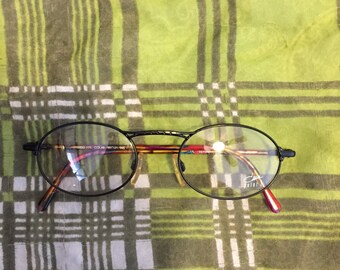 New Old Stock Cazal Point 2 Vintage Eyeglasses Sunglasses Frames MOD 1111