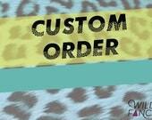 They/Stars/Moon pin Custom Order