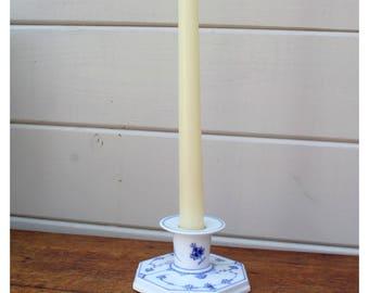 Royal Copenhagen Ceramic Candlestick Holder