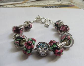 FAMILY THEMED  BRACELET     Family Tree  Heritage Bracelet   Family Love
