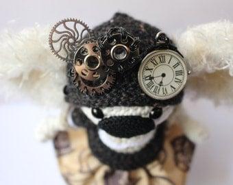 Steampunk Koala Crochet Amigurumi Animal Australia Collectible