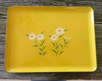 OTAGIRI Lacquerware tray / daisy tray / Japan OMC