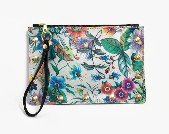 Featured listing image: Wildflower Clutch // More Colors