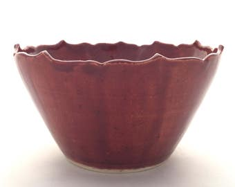 Red Lotus Bowl