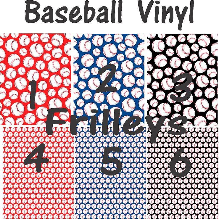 Vinyl Pattern Vinyl Baseball Print Vinyl Htv Or Adhesive