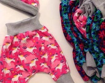 Unicorn combination ~ set cap and trousers ~ Unicorn