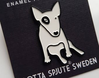 BULL TERRIER BROOCH