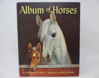 Album Of Horses - 1951