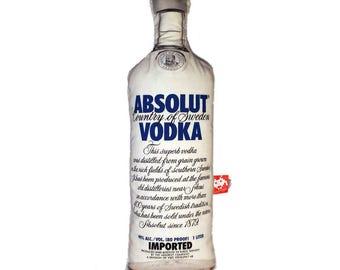 Absolut Vodka Cushion cover