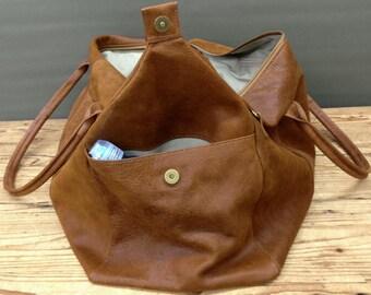 SALE! Large travel bag overnight leather bag weekender bag gym bag men bag Women's rustic leather bag Large Duffel Bag