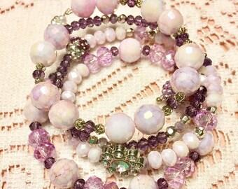 Purplicious Bracelet