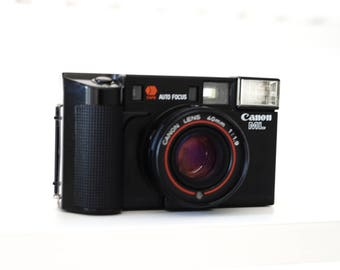 Canon AF35ML - Canon ML - 40mm f1.9 street shooter