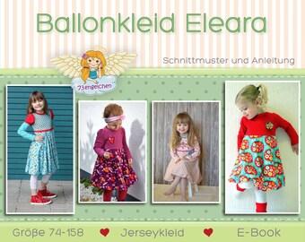 e-book Balloon dress Eleara Dress