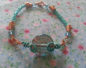 Lovely hand made bracelet