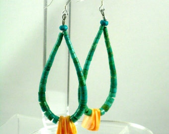 Taos pueblo etsy for Turquoise jewelry taos new mexico