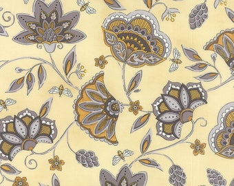 Bee Creative yardage by Deb Strain for Moda Fabrics. Honey 19751 11