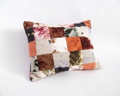 Patchwork Grid Pillow