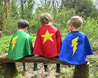 Super Hero Star Cape, Children's