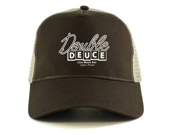 Roadhouse: Double Deuce Logo Trucker Cap