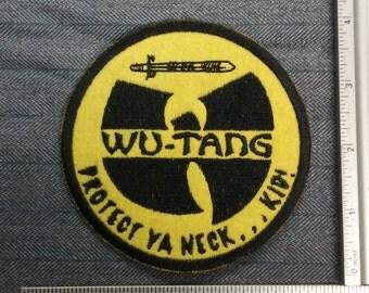 Wu Tang 36 Chambers Patch