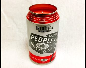 Fruit Loops Scent Beer Can CANdle