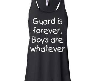 guard is forever - custom tank top